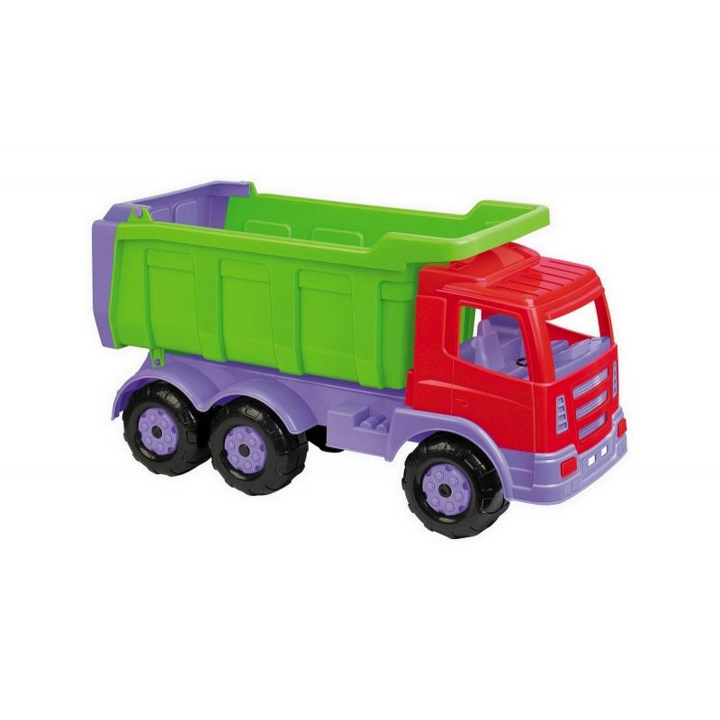 СамосвалСамосвал Премиум марки Wader.<br>Большая яркая игрушка станет отличным подарком для ребенка. В кузове можно перевозить различный груз или любимые игрушки, самосвал выдержит любую нагрузку. Модель оснащена большими и надежными колесами, благодаря которым можно с легкостью катать машинку рукой или возить за собой на веревочке. Для более реалистичных игр, кузов самосвала откидывается назад, а в кабину можно посадить небольшие фигурки.<br>Игрушкавыполнена из красочного и прочного пластика. Такуюмашинкуможно брать с собой на улицу или играть с ней дома.<br>Размер упаковки:67x26,5x36,5 см.<br>Размер игрушки:67x26,5x36,5 см.<br>Рекомендуется для детей от 2 лет.<br><br>Возраст от: 2 года<br>Пол: Для мальчика<br>Артикул: 650424<br>Бренд: Германия<br>Размер: от 2 лет