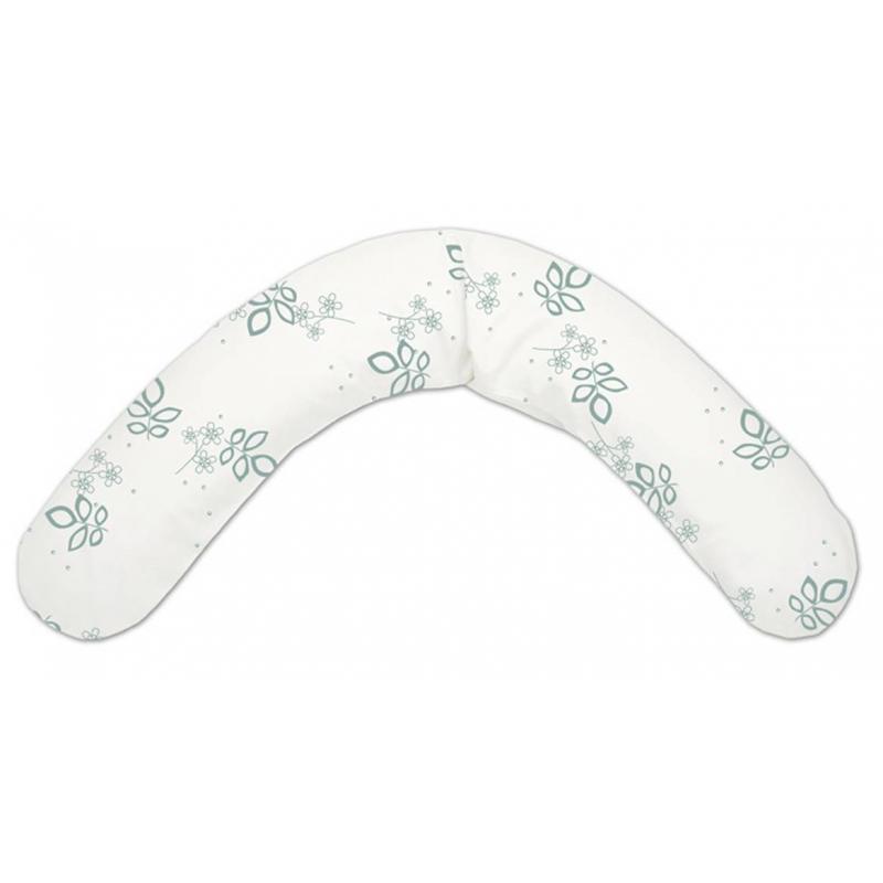 Theraline Чехол на подушку для кормления Летний сад 190 см