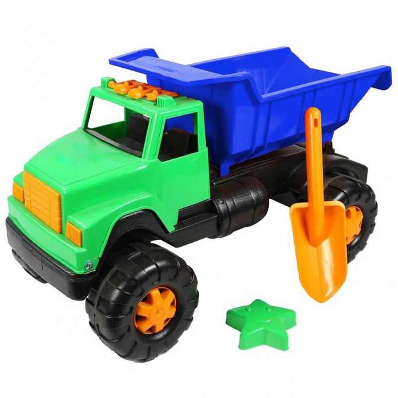 RT Автомобиль Интер BIG автомобиль rt ор184 интер big цветной лопата и пасочка синий с зеленым