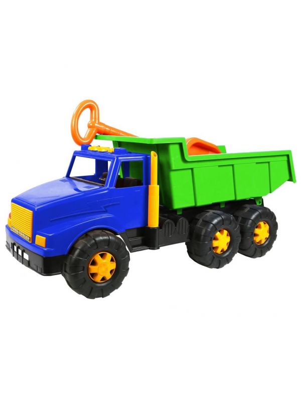 Автомобиль МАГ BIG RT (зеленый)