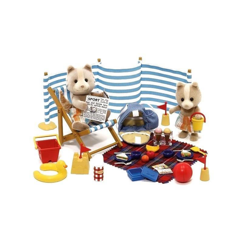 Sylvanian Families Набор День на море sylvanian families набор кухонный гарнитур