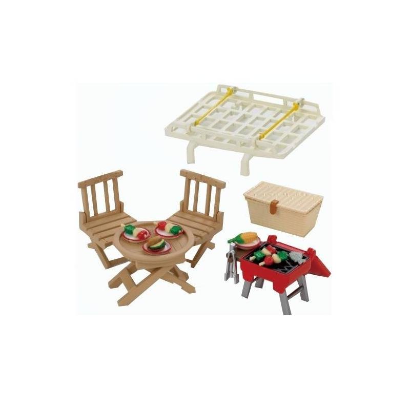 Sylvanian Families Набор Семейный пикник & 2015 softshell 003