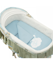 Комплект постельного белья Dreams Bunny Stars 5 предметов Simplicity