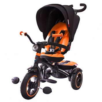 Велосипед-коляска RT 5 VIP V5 Prigaro orange
