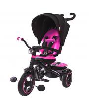 Велосипед-коляска RT 5 VIP V5 Prigaro pink