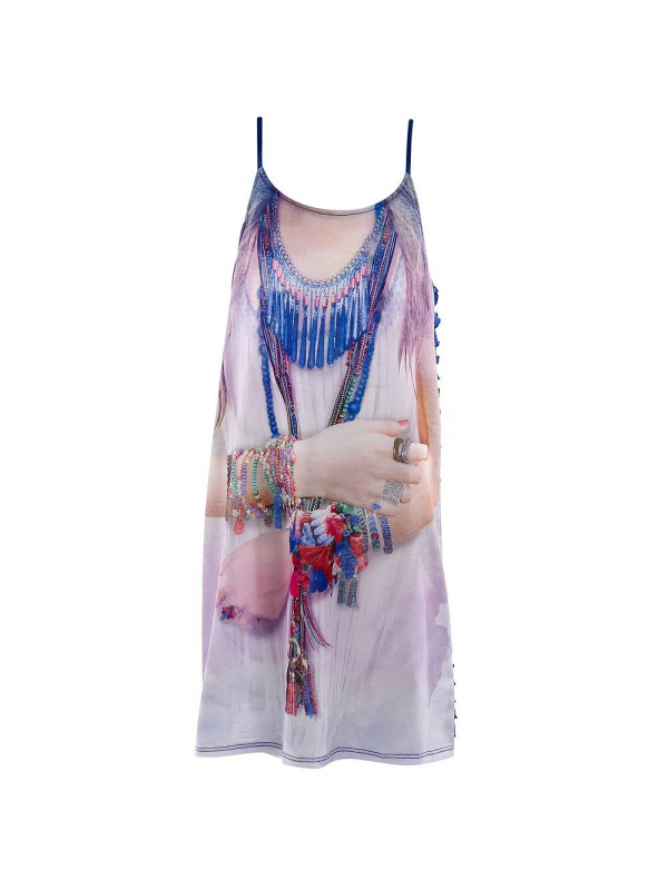 Платье MAYORAL (темносиний)