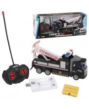 Радиоуправляемый автомобиль с краном манипулятором Наша Игрушка