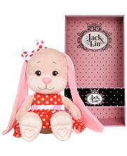 Мягкая игрушка Зайка 25 см Jack Lin
