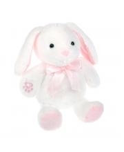 Мягкая игрушка Зайка Снежок 23 см Fluffy Family