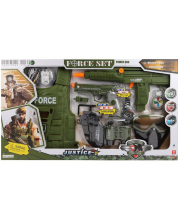 Игровой набор Военного Наша Игрушка