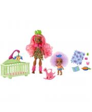 Игровой набор Няня с двумя куклами Mattel