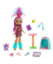 Игровой набор с куклой Роралай Mattel