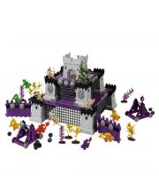Игровой набор с крепостью Паралельная реальность Биплант