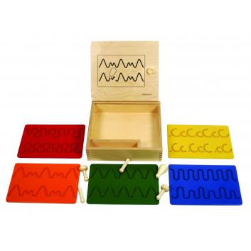 Игрушки, Развивающие панели Учимся писать Beleduc 657045, фото