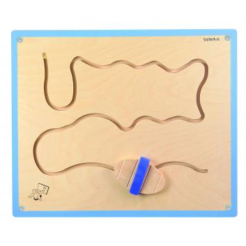 Игрушки, Настенный игровой элемент Волна Beleduc 657047, фото