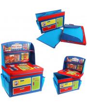 Корзина для игрушек Магазин Наша Игрушка