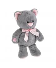 Мягкая игрушка Котенок Дымка 23 см Fluffy Family