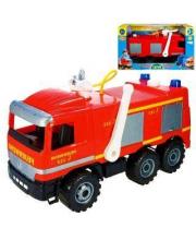 Машина Пожарная Mercedes 65 см Лена