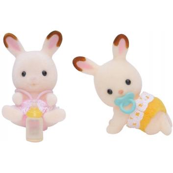 Набор Шоколадные Кролики-двойняшки
