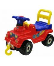 Машина-каталка Джип 4х4 №2 Полесье