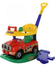 Машина-каталка Джип Викинг с гудком Полесье