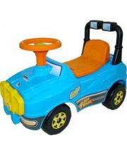 Машина-каталка Джип с гудком Полесье