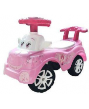 Машина-каталка Дружок Наша Игрушка