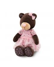 Мягкая игрушка Медведь Choco&Milk Розовый Мусс 30 см Orange