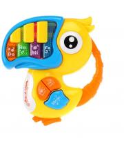 Музыкальная игрушка Попугай в ассортименте Жирафики
