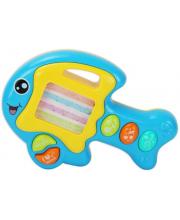 Музыкальная игрушка Рыбка в ассортименте Жирафики