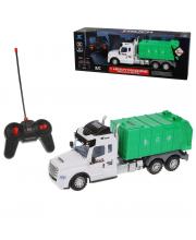 Радиоуправляемый мусоровоз Наша Игрушка