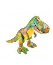 Мягкая игрушка Динозаврик Икки 29 см Фэнси
