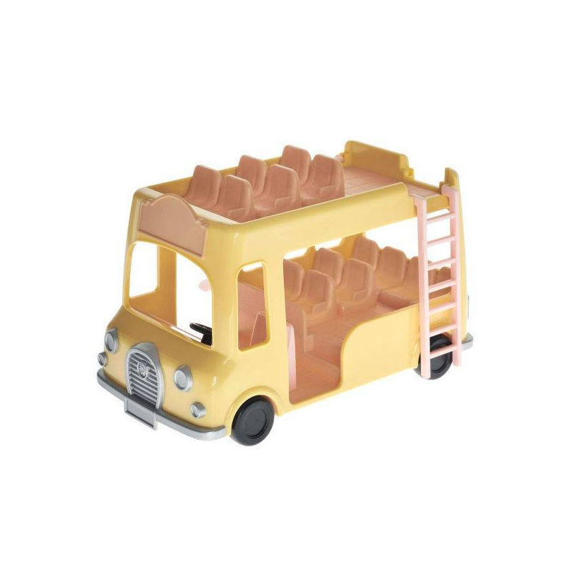 Sylvanian Families Набор Двухэтажный автобус для малышей билет на автобус пенза белинский