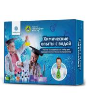 Набор для опытов химический с водой Intellectico