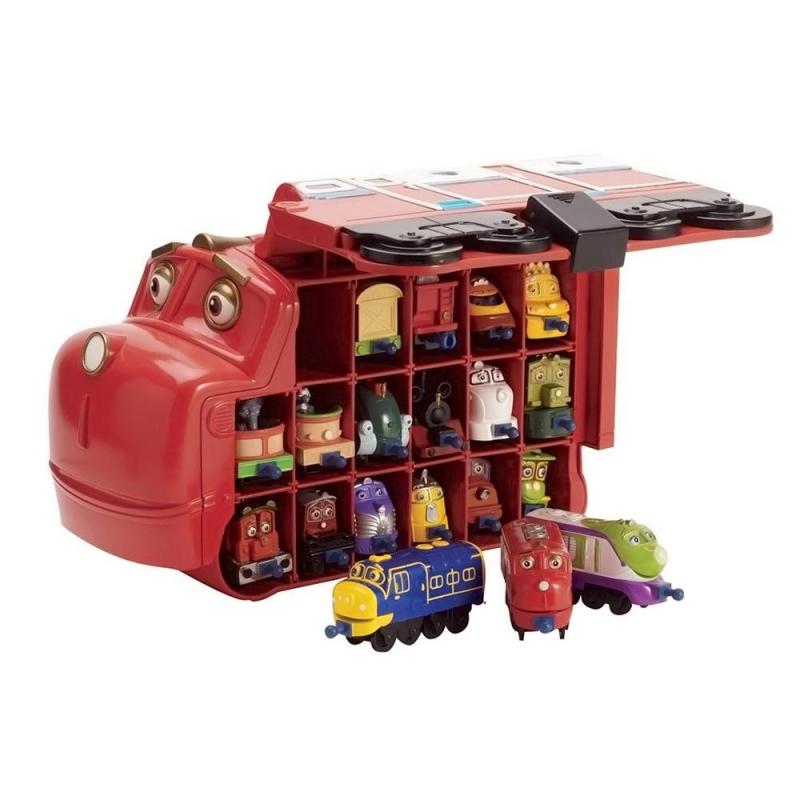 Купить Кейс для хранения паровозиков Большой Уилсон, Tomy, от 3 лет, Для мальчика, 653178