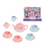 Набор фарфоровой посуды Зайка 13 предметов Mary Poppins