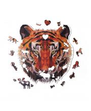 Пазл Взгляд тигра Артвентура