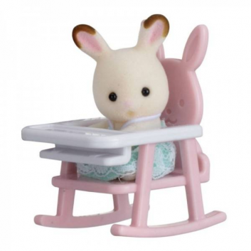 Набор Кролик в детском кресле