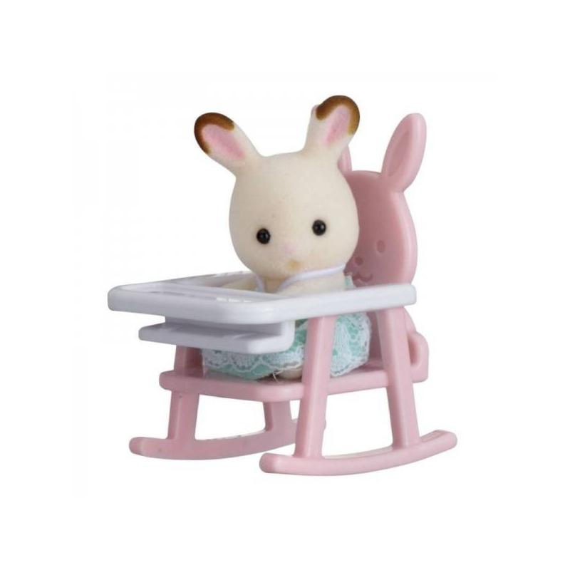 Sylvanian Families Набор Кролик в детском кресле