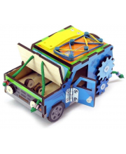Развивающая игра Бизи-машинка Тимбергрупп
