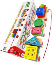 Развивающая игрушка Геометрический Паровозик Анданте
