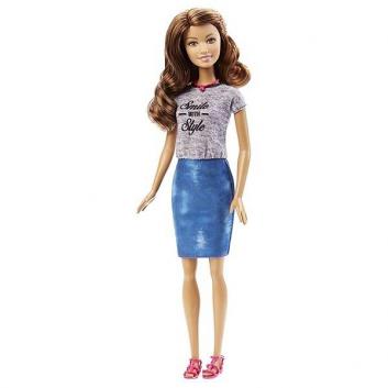 Кукла Barbie Игра с модой