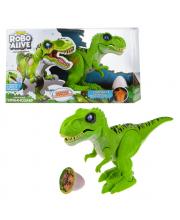 Робо-Тираннозавр RoboAlive и слайм ZURU
