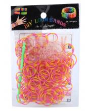 Резинки для плетения в ассортименте Loom Bands