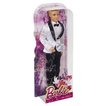 Игрушки, Кукла-жених Кен Mattel 647462, фото
