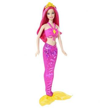 Кукла Barbie Русалочка Mix&Match