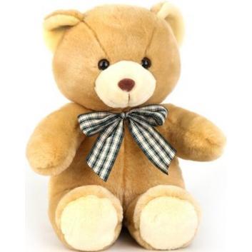 Ликвидация, Мягкая игрушка Медведь с бантом 45 см PLUSH APPLE , фото