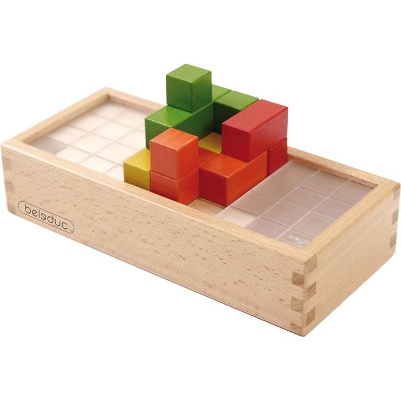 Beleduc Развивающая игра Магический куб