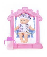 Кукла Пупс с качелькой в ассортименте