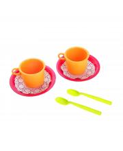 Набор посуды Чайная пара в ассортименте Росигрушка